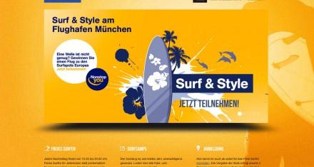 Flughafen München/Surf'n Style