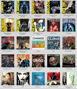 Comic Self-Publishing with ComiXology