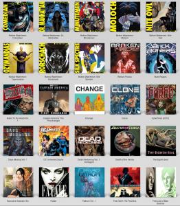 Comic Self-Publishing with ComiXology