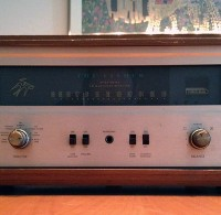 The Fisher Model 400 Stereo Receiver (1965)