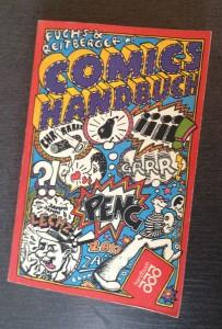Comics Handbuch Fuchs Reitberger