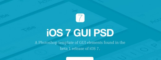 iOS 7 GUI by Teehan+Lax