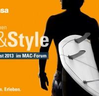Surf & Style am Flughafen München - Veranstaltungsbild