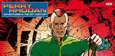 Perry Rhodan – a fan-made comic as web app