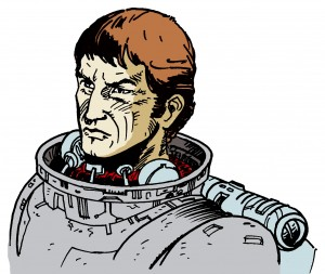 Perry Rhodan webedition fan-made webcomic