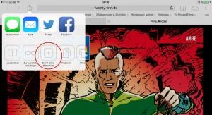 Perry Rhodan webedition for iPad