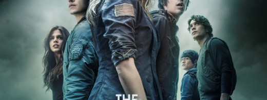"""The 100"" a post-apocalyptic tv series"