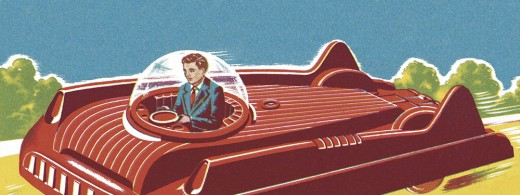 Why the car industry has a dark future – digitally