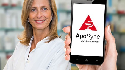 ApoSync – digitale Kitteltasche